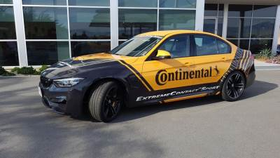 BMW, M3, Continental