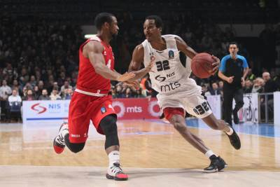 Partizan Monako Evrokup