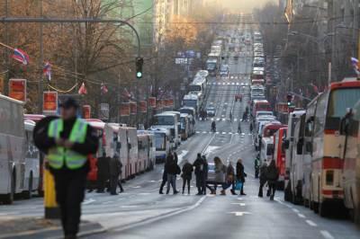 autobus, pristalice, putin