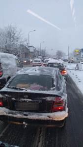 sneg gužva kolaps saobraćaj