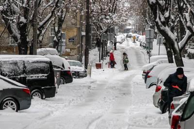 sneg, ulica, beograd,