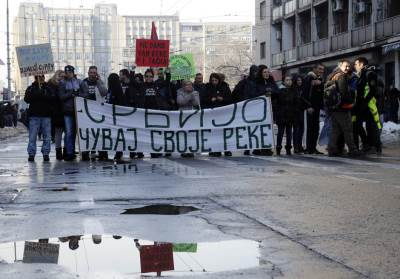 protest, hidroelektrana, elektrane, reke, planinske reke, očuvanje, ekologija, ekološke