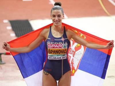 Ivana Španović, Ivana Spanovic, Španović, Spanovic