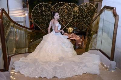Zorana Stefanov, venčanice, venčanje, sajam venčanica,