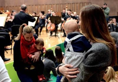 filharmonija za bebe, NE KORISTITI FOTOGRAFIJE U DRUGE SVRHE