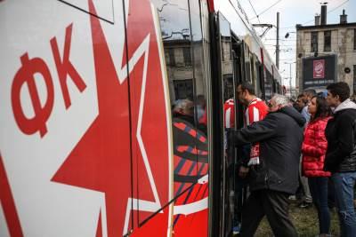 crvena zvezda tramvaj,