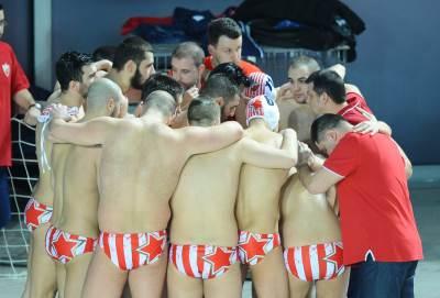 Zvezda Partizan vaterpolo derbi