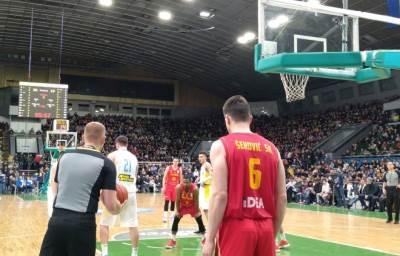 Ukrajina - Crna Gora