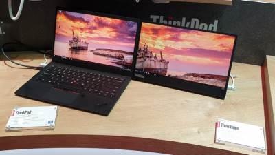 Dodatni mobilni monitor ThinkVision M14 MWC 2019, Lenovo ThinkVision M14 cena, prodaja, kupovina