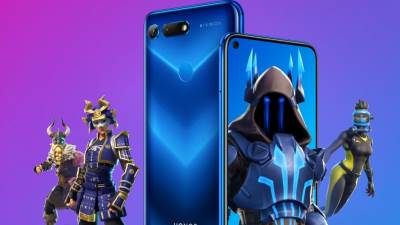 Fortnite 60 fps, Honor View 20