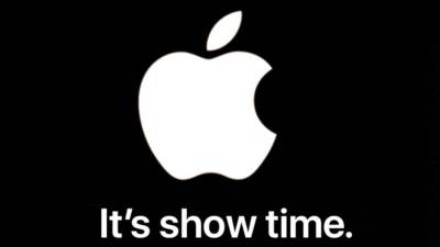 Apple 25 mart show time