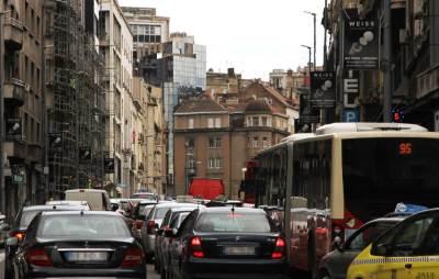 cargo protest, cargo, automobili, saobraćaj, gužva u saobraćaju, špic,
