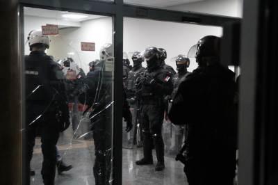 žandarmerija rts protesti
