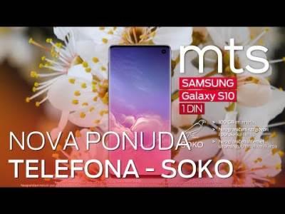 Nova ponuda telefona uz Soko tarifu