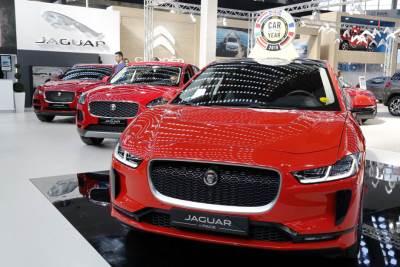 jaguar, sajam automobila