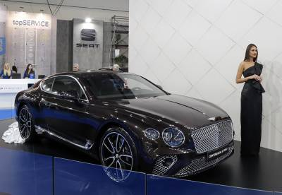 bentley, bentli, sajam automobila