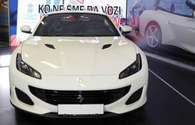 Ferrari Portofino, sajam automobila
