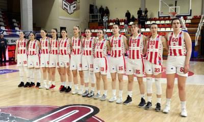 ŽKK Crvena zvezda košarkašice