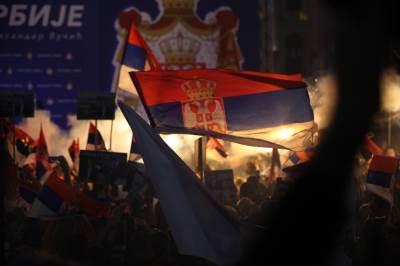 Vučić, sns, miting