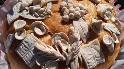 slava, tradicija, slavski kolač, ukras