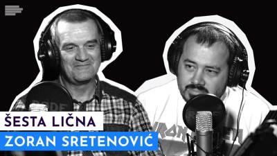 Šesta lična Zoran Sretenović
