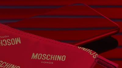 Honor 20, Honor 20 Moschino Edition