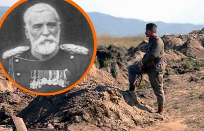 Vojvoda Radomir Putnik, Prvi svetski rat