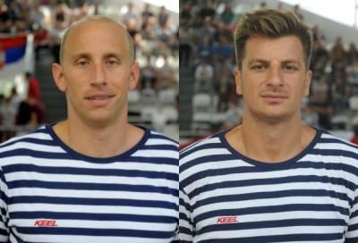 Andrija Prlainović, Milan Aleksić, Prlainović, Aleksić, Prlainovic, Aleksic