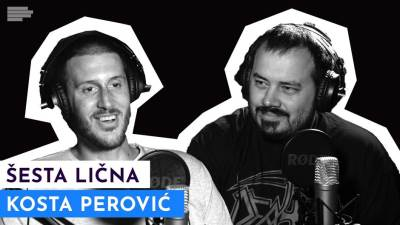 Kosta Perović, Podcast