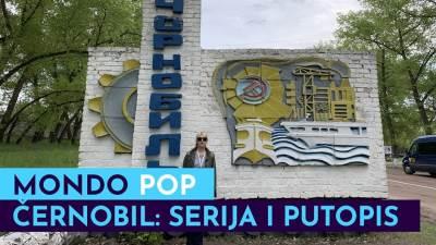 mondopop, černobil