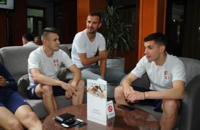 orlići, fudbaleri Srbije