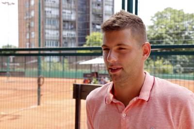 tenis, teniseri, Filip Krajinović