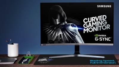 Monitor za igre, Zakrivljen monitor igre, Monitor za igre osvežavanje slike 240 Hz, Samsung monitor, Kakvi su Samsung monitori