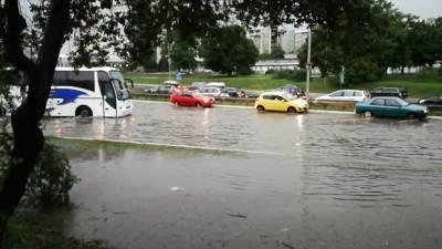 poplave Novi Beograd jun 2019 autoput