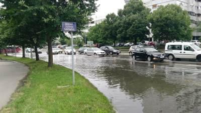 poplava,kiša,nevreme,bulevar zorana đinđića