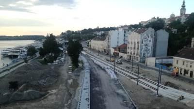 Karađorđeva, Karađorđeva ulica, radovi u Karađorđevoj, ulica, ulice