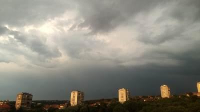 nebo, tamno nebo, nevreme, oblaci, naoblačenje