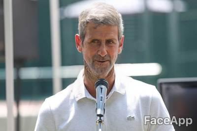 sportisti faceapp, Novak Đoković