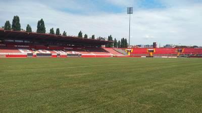 Vojvodina, Karađorđe, Voša, stadion, trava, Vosa