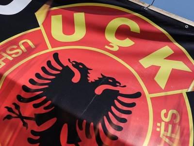 učk uck ovk teroristi albanci albanac šiptari šiptar kosovo albanski orao