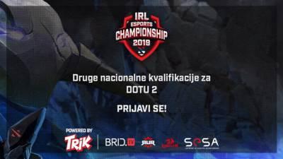 IRL eSports Championship 2019 DOTA 2