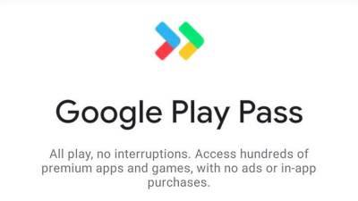 Google Play Pass pretplata Android premijum aplikacije, Android Play Store pretplata Play Pass