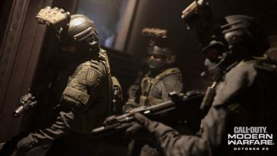 Call of Duty: Modern Warfare Multiplayer VIdeo