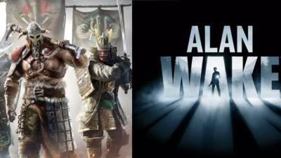 Epic besplatne igre For Honor Alan Wake