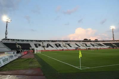 JNA, Humska, PFC, stadion