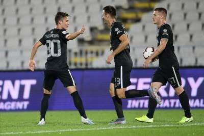 Bojan Ostojić, Filip Stevanović, Ožegović