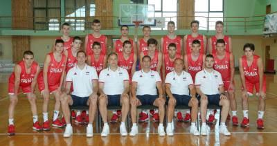 Kadeti U16 orlići reprezentacija Srbije