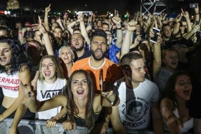 beer fest, koncert, rokenrol, publika