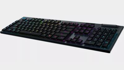 Logitech G915 LIGHTSPEED RGB Mechanical Gaming Keyboard