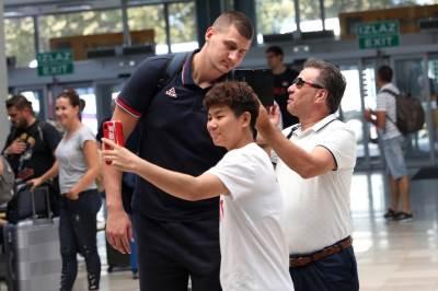 košarkaši, reprezentacija, kina, svetsko prvenstvo